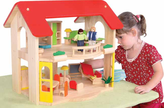 a dolls house the role